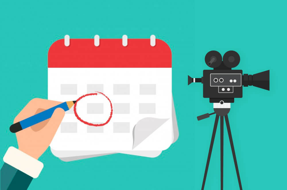 Video Marketing Calendar - Comprehensive Guide [2020 Update]