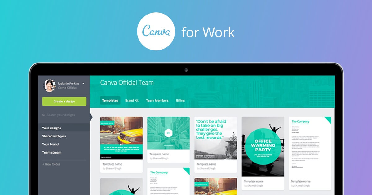 Apps To Use For Your Avon Business - Canva