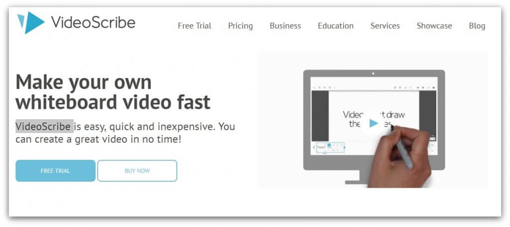 videoscribe software
