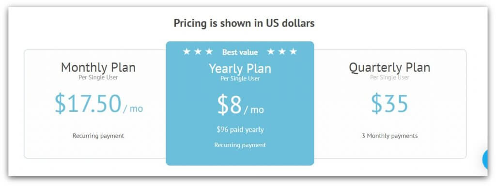 videoscribe pricing