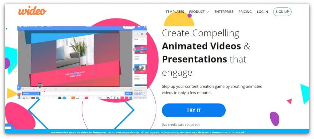 wideo video maker