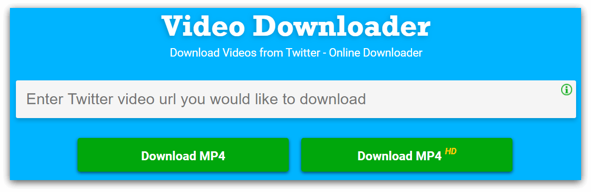 Download-Twitter-Videos
