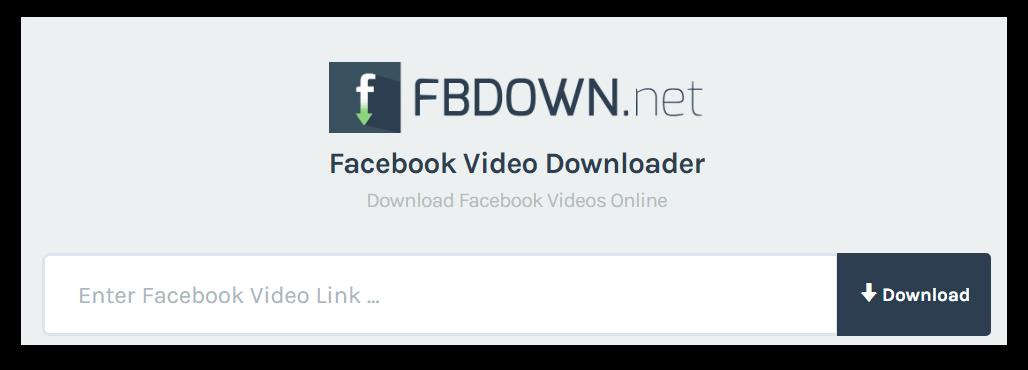 FB-Down-Homepage