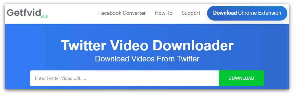 GetfVid-Twitter-Video-Downloader
