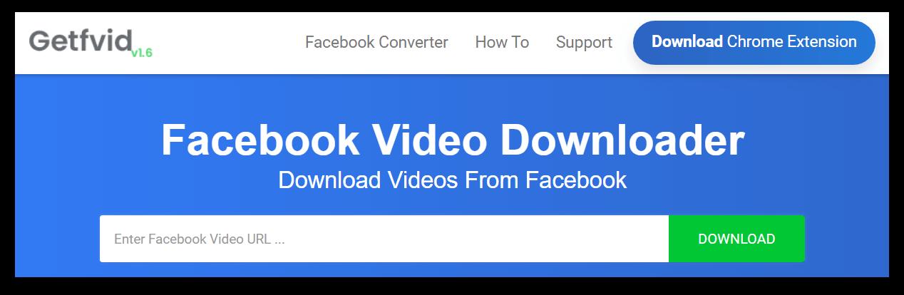 GetfVid-Video-Downloader