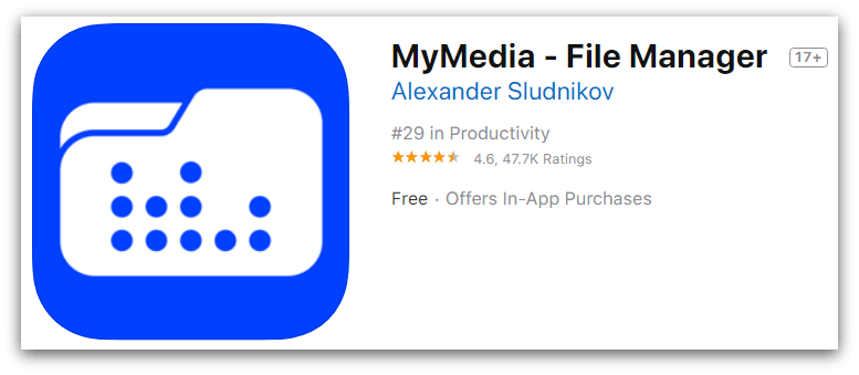 MyMedia-File-Manager