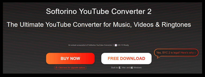 Softorino-YouTube-Converter