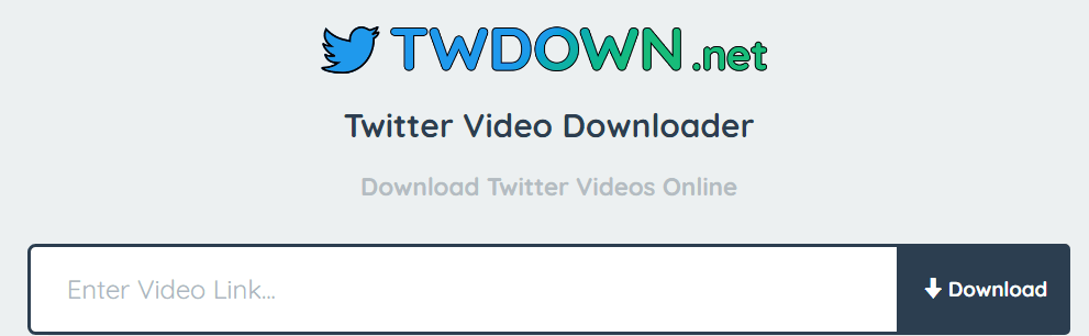 TWDown-Video-Downloader